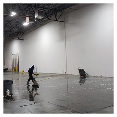 XCS Warehouse Cleaning